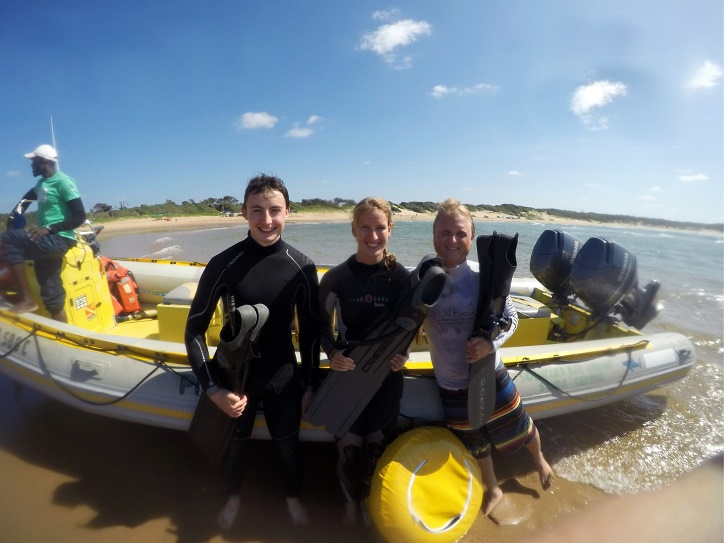 RAID freediver course